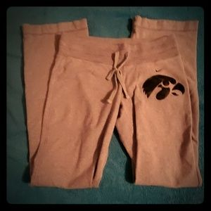 Nike children's Iowa Hawkeye sweatpants